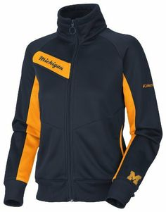 For sale NCAA Michigan Velocity Trackster, Collegiate Navy/Gold, X-Large Big Discount - http://buynowbestdeal.com/36490/for-sale-ncaa-michigan-velocity-trackster-collegiate-navygold-x-large-big-discount/?utm_source=PN&utm_medium=pinterest&utm_campaign=SNAP%2Bfrom%2BCollege+Memorabilia%2C+NCAA+Sports+Memorabilia - College Apparel, College Gear, College Shop, Columbia, Jackets, NCAA, NCAA Fan Shop, Ncaa Sports Souvenirs, NCAA Jackets
