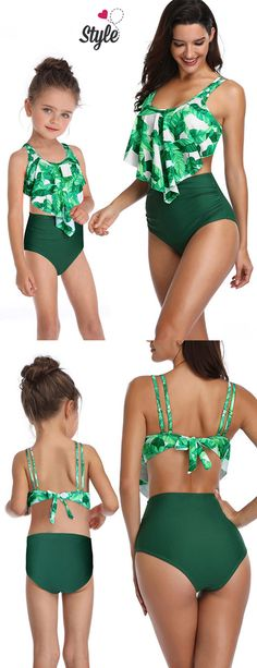 Dresslily summer fashion for you, extra 12% off: $3+ off $35+ with code DL123. #dresslily #enfant #swimwear #mothersday Swimsuits For Teens, Modest Swimsuits, Bra Styles, Tankini, Bathing Suits, One Piece, Models, My Style, Clothing
