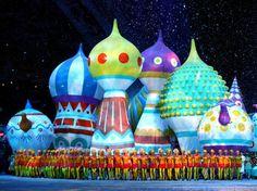 La Cérémonie d'ouverture des Jeux de Sotchi