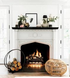 Cozy Mantle