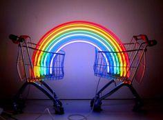 http://collabcubed.com/2012/04/10/matt-mcveigh-shopping-cart-sculptures/