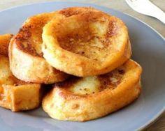 Pain perdu version light de ma maman : http://www.fourchette-et-bikini.fr/recettes/recettes-minceur/pain-perdu-version-light-de-ma-maman.html