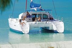 Take a short break with Sunsail on Hamilton Island, and celebrate 35 years of expeience in Sailing Holidays. Special savings and reduced charter durations available for a Limited Time. A special Australian Traveller Promotion. Sailing Cruises, Sailing Catamaran, Yacht Cruises, Yacht Boat, Sailing Ships, Catamaran Design, Cruise Italy, Sailing Holidays, Cruise Holidays