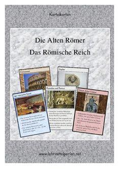 Wissenskartei zum Römischen Reich.