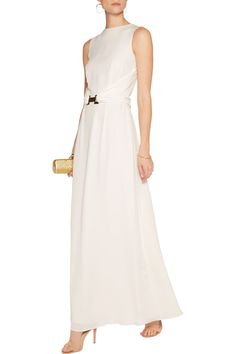Shop on-sale Raoul Hommage washed-silk gown . Browse other discount designer Dresses & more on The Most Fashionable Fashion Outlet, THE OUTNET.COM