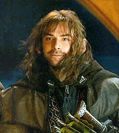 kili the hobbit, not enough of him in the movie