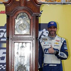 Congratulations to Seiko USA Brand Ambassador @jimmiejohnson for his 9th win at Martinsville (wow!) yesterday. #se7en #thechase #jimmiejohnson #SSG010 #coutura