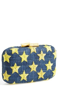 Kayu+'Star'+Straw+Clutch+available+at+#Nordstrom