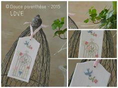 Etiquette LOVE - février 2015