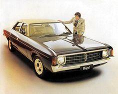 1974 Chrysler Valiant Regal