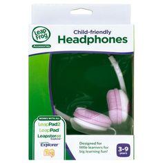LeapFrog Explorer Head Phones - Pink | Toys R Us Australia