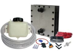 TrucKit - high output dry cell Hydrogen HHO generator kit for trucks