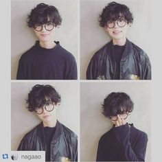 Uploaded by Michelle. Find images and videos about yutaro on We Heart It - the app to get lost in what you love. Girl Short Hair, Short Curly Hair, Short Hair Cuts, Curly Hair Styles, Ftm Haircuts, Tomboy Hairstyles, Pelo Ulzzang, Hair Inspo, Hair Inspiration