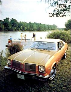 1974 Oldsmobile Omega...my first car.