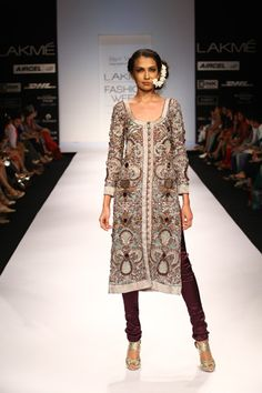 Payal Singhal at Lakmé Fashion Week Summer 2012