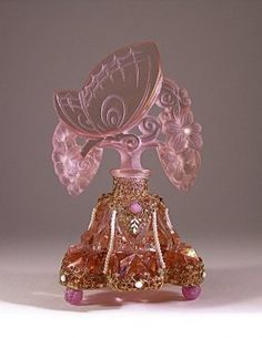 Would love to own this.....Jeweled Czech 1930s. Awesome!