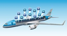 Dutch airline lets you pick your seat mate based on social media profiles.  That way when you have awkward plane conversations it's your own fault...