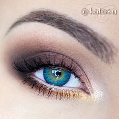 The Balm Meet Matt(e) Nude palette @anastasiabeverlyhills  Brow Wiz in Brunette and gold pigment @ katosu
