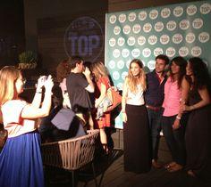 Inauguración The Top