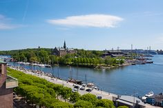 Strandvägen and Djurgården, Stockholm