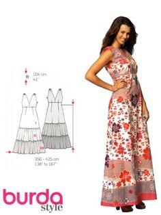 Patron robe de soiree grande taille gratuit