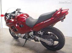 2006 SUZUKI GSX750F VIN: JS1GR7GA562101652