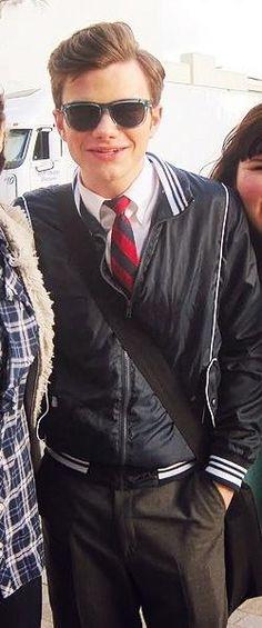 (Chris Colfer Glee season 2)