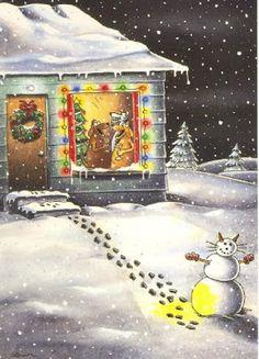 The Far Side Christmas