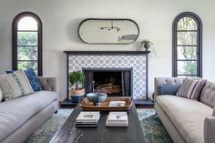 Thoroughly revamped Spanish Colonial asking $2.379M in Altadena - Curbed LAclockmenumore-arrow : Built in 1926, but looks like it was born yesterday