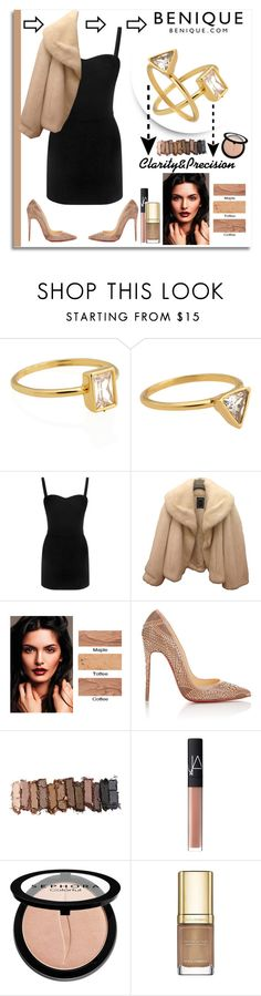 """""""BENIQUE"""" by shambala-379 ❤ liked on Polyvore featuring Alexander McQueen, Christian Dior, Christian Louboutin, Urban Decay, NARS Cosmetics, Sephora Collection, Dolce&Gabbana and benique"""