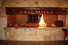 Sala ristorante - Ristorante I Bucanieri - Marsala ha scelto Webee