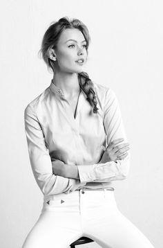 Frida Gustavsson for Massimo Dutti Equestrian Collection