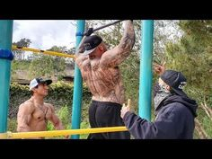 BUILD A BIG BACK WITH NO WEIGHTS - BODY WEIGHT WORKOUT - YouTube Body Weight, Weights, Strength, Workout, Big, Building, Youtube, Work Out, Buildings