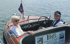 Tuesday Tour of Vintage Boats 12.26.17 - ACBS - Antique Boats & Classic Boats - International Boat Club