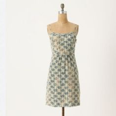 "Selling this ""NWT Anthropologie dress"" in my Poshmark closet! My username is: jdenny09. #shopmycloset #poshmark #fashion #shopping #style #forsale #Anthropologie #Dresses & Skirts"