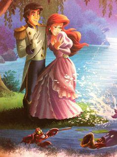 Except for the length and the red colour diney ариэль, русалочка, дисней. Walt Disney, Disney Couples, Disney Girls, Disney Magic, Disney Pixar, Princesa Ariel Disney, Disney Princess Ariel, Disney Little Mermaids, Ariel The Little Mermaid