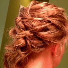 Easy elegant hair!