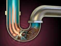 Have issues with slow drains? If you have clogged drain, our drain cleaning services is the solution. Get all your drains clear quickly. Call Seaway Plumbing at Drain Cleaning Services at Seaway Plumbing in Miami and Keys. Homemade Drain Cleaner, Cleaners Homemade, Diy Cleaners, Shower Drain, Sink Drain, Drain Pipes, Borax Uses, Clogged Toilet, Clogged Pipes