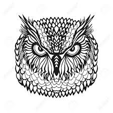 1000 ideas about hibou dessin on pinterest dessin hibou - Dessin hibou grand duc ...