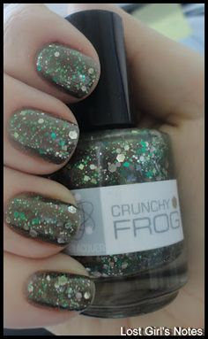 Nerd Lacquer Crunchy Frog