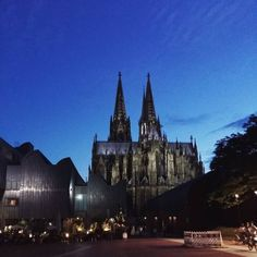 Home is where the Dom is. #Dom #CologneCathedral #Cologne #CGN...