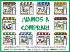Spanish Teaching Resources, Muppet Babies, Spanish 1, Classroom Language, Spanish Language, France, Special Education, Blog, Clip Art