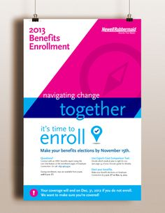 Employee Benefits Enrollment System by Kristina Gray, via Behance