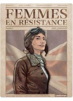 Les années 1930 voient débuter la carrière de l'aviatrice hors du commun d'Amy Johnson - dite Johnny, dont les nombreuses prouesses aériennes alimentent les chroniques des journaux sportifs. Cette pionnière de l'aviation féminine affronte et vainc les préjugés de son époque à la veille de la Seconde Guerre mondiale. Son chemin croise celui d'Anna Schraerer, sympathique journaliste suisse?