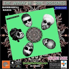 Exclusive Bombshell Radio Guest Mix from The Winachi Tribe #funk #soul #groove #rock #hiphop #dj New Special Presentations from selected artists and DJs. This week we have two guest DJs.  We are absolutely floored The Winachi Tribe have put together an amazing mix of likes and influences for us. Bringing back that welcome Manchester sound with a new twist. It's always an extreme pleasure to discover anything these guys put out.  They've graced our Bombshell Radio Top 100 of 2016 with two of…