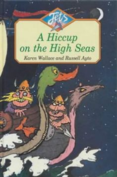 Hiccup on the High Seas (Jets) on TheBookSeekers.