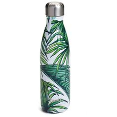 S'Well 'Waikiki' Stainless Steel Water Bottle (1,615 DOP) ❤ liked on Polyvore featuring home, kitchen & dining, fillers, accessories and waikiki