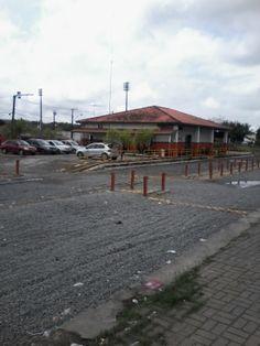 Estação Ferroviária de Simões Filho (desativada)_Simões Filho_Bahia_Brasil