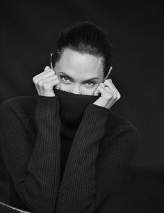 Peter Lindbergh | Angelina Jolie, WSJ, WSJ Innovators | Magnus Berger, Jennifer Pastore, Anastasia Barbieri