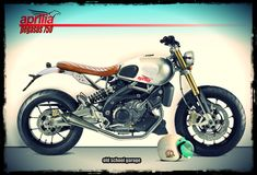 APRILIA # MOTORCYCLES SPECIAL # SHIVER # PEGASO APRILIA # OLD SCHOOL GARAGE